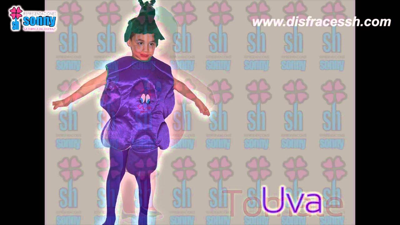 Catálogo de Disfraces Infantiles para los dias de la Alimentacion y ...
