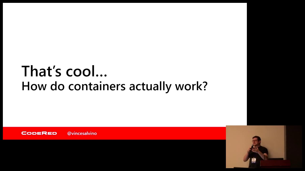 Image from Containers Without the Magic
