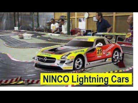 Slot Car:NINCO Lightning