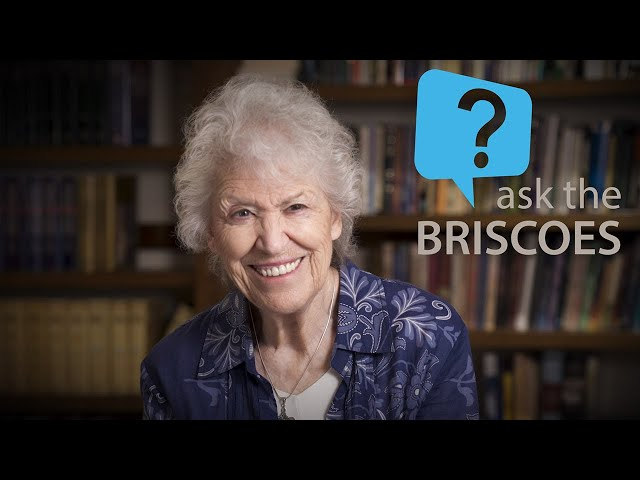 How Can God Change The World Through Me?   Ask the Briscoes