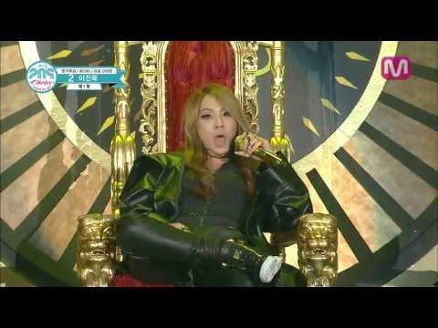 CL & 2NE1_나쁜기집애, Falling in love (CL & 2NE1 of 20'S Choice 2013.7.18)