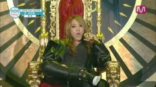 CL & 2NE1_나쁜기집애, Falling in love (CL & 2NE1 of 20'S Choice 2013.7.18)