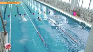 В ГГАУ определятся лучшие пловцы республики