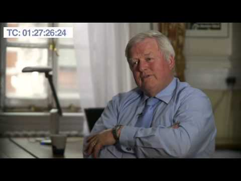 Bob Stewart Reflects On His Time Serving The UN In Bosnia