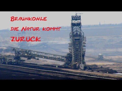 Braunkohle Tagebau Garzweiler (I und II) Die rückkehr der Natur