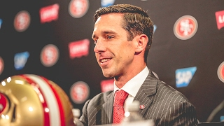 Opening Remarks from Kyle Shanahan and John Lynch Introductory Press Conference