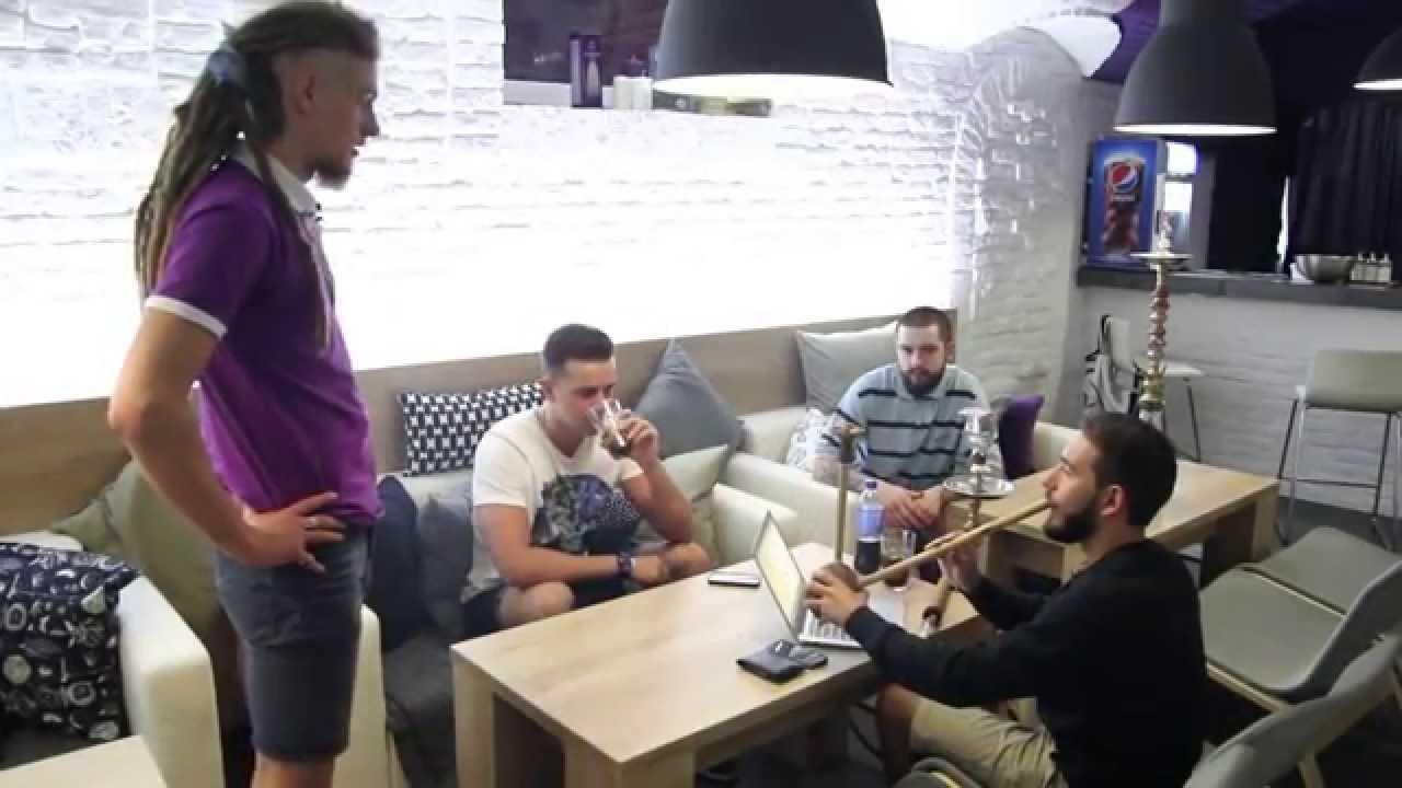 История кальяна, как она есть - в Nargilia The Office Minsk - YouTube