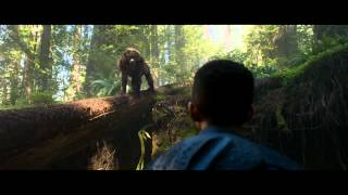 DESPUES DE LA TIERRA (After Earth) - Clip Monkey Discovery