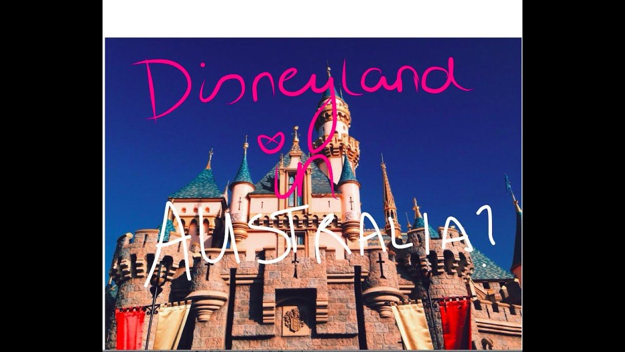 Disneyland Australia? - themeparkinsider.com