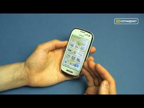 Видео обзор Nokia Oro от Сотмаркета
