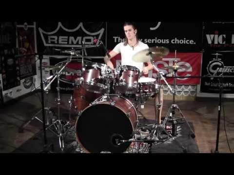 Greenbrier - Tama StarClassic Performer Birch/Bubinga Drum Demo