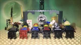 Lego Ninjago Season 7 Trailer: It´s Time to Close the Circle (Stop Motion)