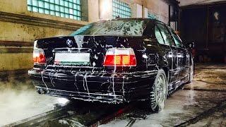 BMW E36 Возрождение. Замена масел