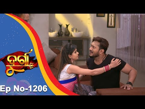 Durga | Full Ep 1206 | 19th Oct 2018 | Odia Serial - TarangTV