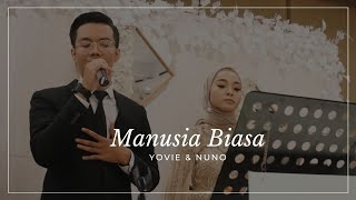 Download Mp3 Manusia Biasa - Yovie & Nuno  Cover  By Harmonic Music