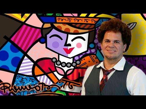 Romero Britto, Artista Contemporâneo - Vida & Obra | 7
