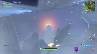 Fortnite ROCKET LAUNCH CRACKED DOME (Fortnite Battle Royal)