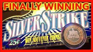 SILVER STRIKE SPECIAL BONUS PRIZE & QUICK HIT WINS IN LAS VEGAS | NorCal Slot Guy