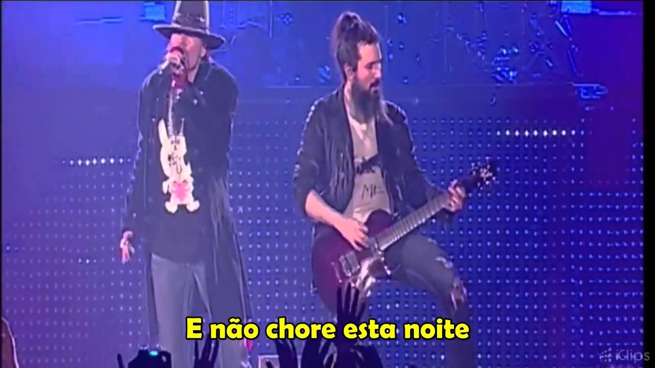 Download Guns N' Roses  -   Don't Cry  (Legendado)