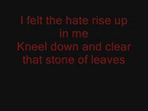 Wait And Bleed Slipknot Lyrics