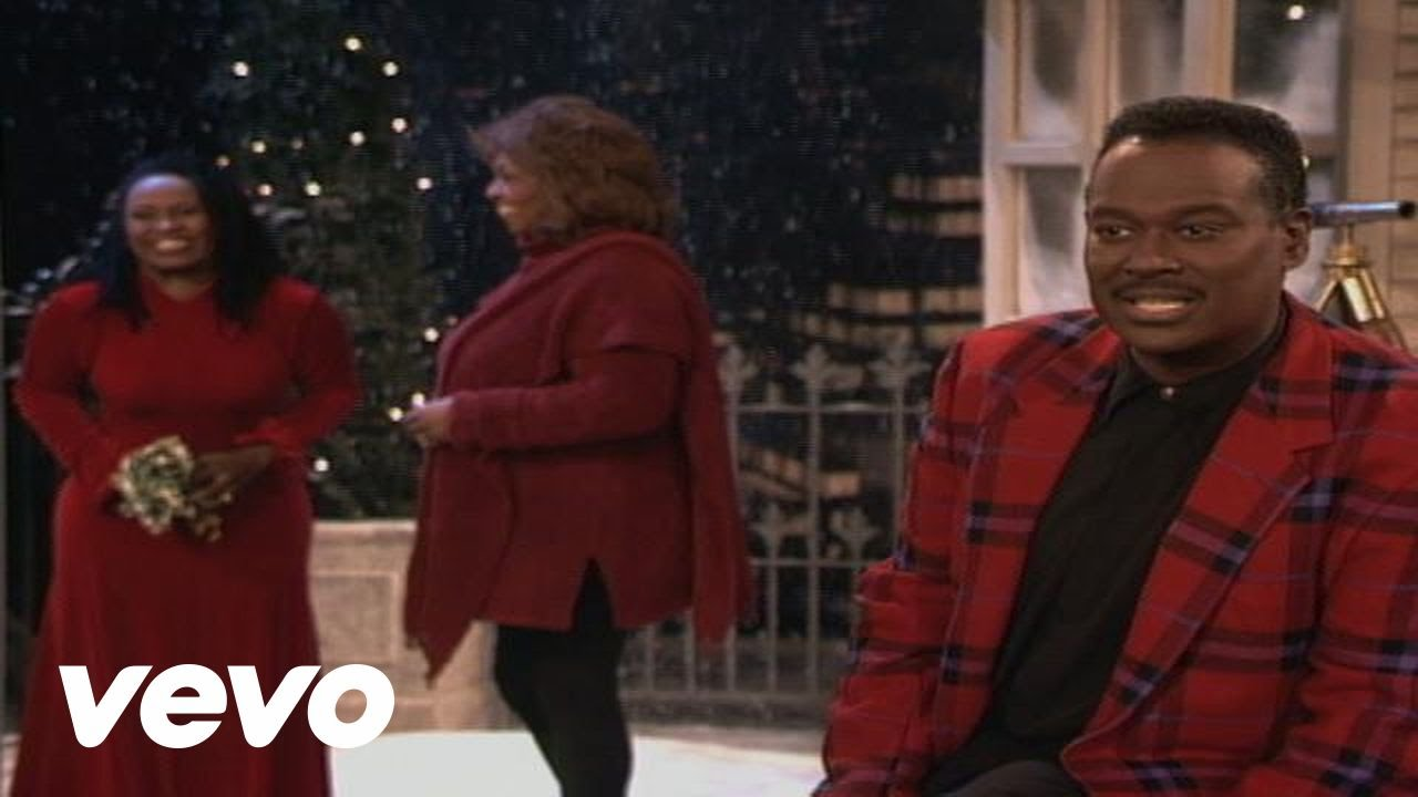 Luther Vandross - This Is Christmas - YouTube