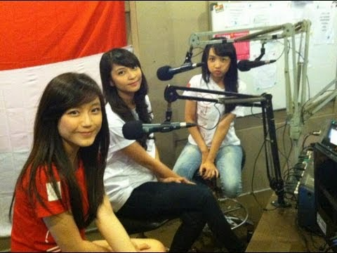 Interview JKT48 [Audio Only] on OZ Radio 103.1 FM Bandung (Full Session) [18.08.2013]
