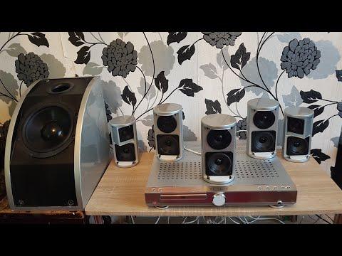 Marantz Hollywood take 2 specifications.   7.1 surround sound system.