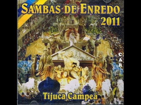 cd samba enredo carnaval 2011