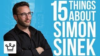 15 Things You Didn't Know About Simon Sinek