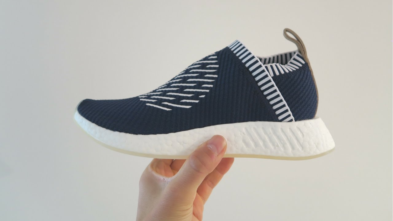 low cost 51b70 a1978 adidas NMD CS2 PK unboxing