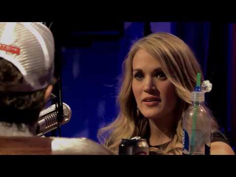 Carrie Underwood : Interview (Kix Brooks Radio 2015)