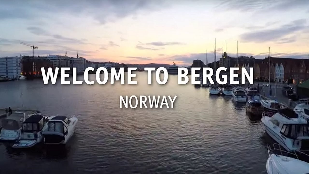 Thumbnail: ISAE 2019 - Welcome to Bergen!