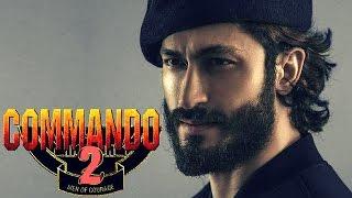 Commando 2  upcoming new hindi action movie 2017 | First look | latest news | Vidyut Jamwal