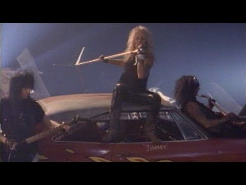 Mötley Crüe - Dr. Feelgood (Official Music Video)