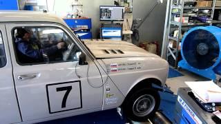 Moteur 1600cc 4L préparé par Rétro-Méca