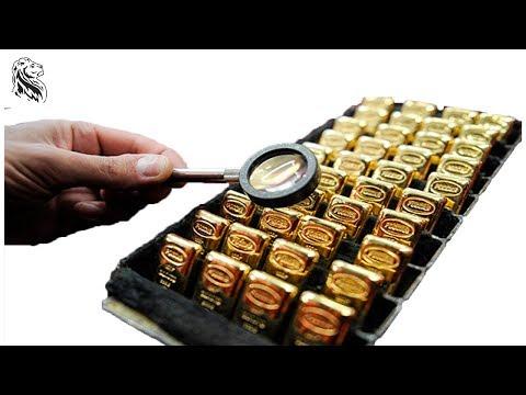 Хотите Заработать Много Денег - Покупайте Золото