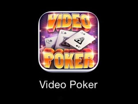 Vegas Casino Grand video poker game Ipad free coins money