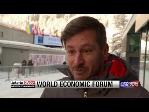 2017 World Economic Forum Kicks Off In Davos, Switzerland