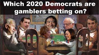 Andrew Yang Campign Update (April 28) including latest Vegas betting odds #YangGang