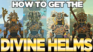 *NEW* How To Get the Divine Helms with Champions Amiibos in Breath of the Wild | Austin John Plays thumbnail