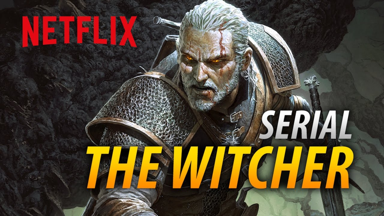 Netflix robi Wiedźmina z Bagińskim!