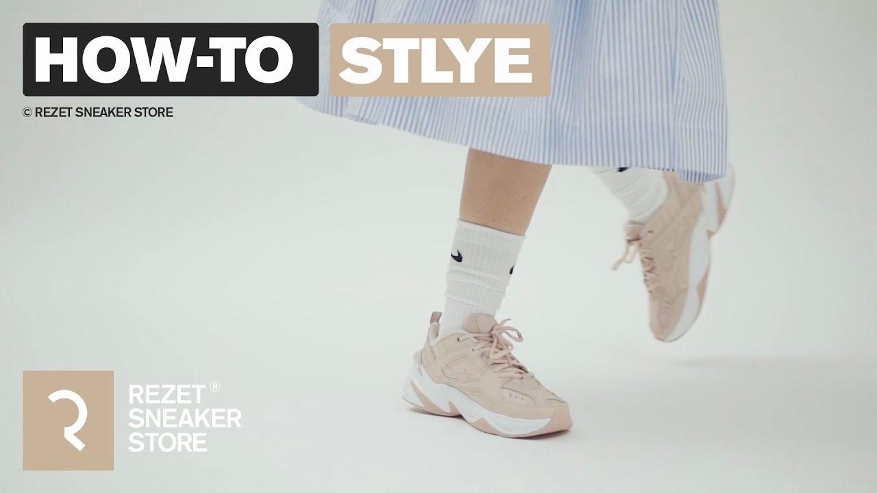 Nike m2k tekno ladies