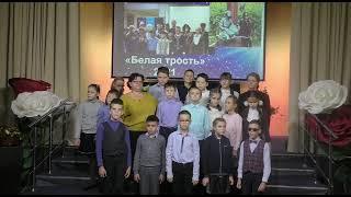 Международный благотворительный фестиваль \Белая трость\ 2021