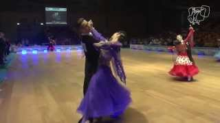 2014 WDSF World Championship Under 21 Standard | The Final Reel | DanceSport Total