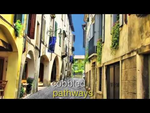 Italian Town of Asolo   Italy Travel Guide