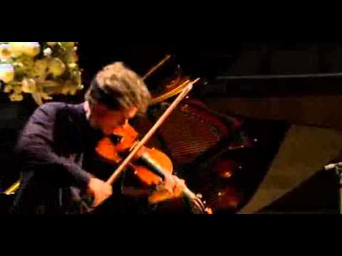 Josef Spacek | Ysaye Sonata No 3 | Ballade | Queen Elisabeth Competition | 2012