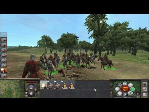 """Medieval 2: Total War Historical Battles The Battle of Hastings Part 3 """"Heavy Cavalry Win The Day!"""""""