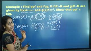 II PUC | Mathematics | Relations and functions-09