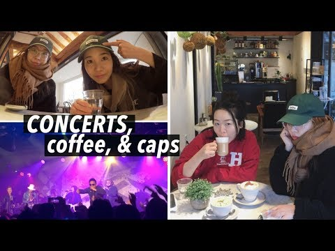 Claudine's Last Day: Concerts, Coffee, & Caps!
