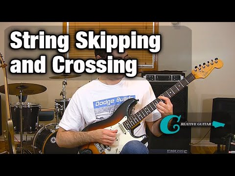 Guitar Technique: String Skipping